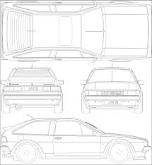 lamborghini aventador drawing outline vwvortex com i need a outline drawing of a scirocco 2