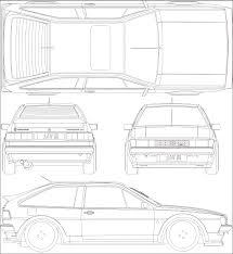 lamborghini aventador drawing outline vwvortex com i need a outline drawing of a scirocco 2