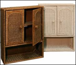 Wicker Bathroom Wall Shelves Wicker Bathroom Wall Cabinet Bathroom Wall Cabinet Ideas