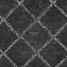 chalk printed eco texture non woven wallpaper oriental berber