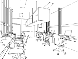 7 profitable ideas for commercial office build outs the shift towards open office floor plans