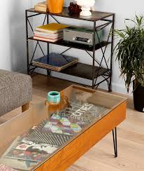 Glass Topped Coffee Tables Show Off Glass Top Coffee Tables Apartment Therapy