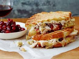 Food Network Bobby Flay Thanksgiving Leftover Thanksgiving Panini Recipe Ree Drummond Food Network