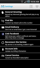 verizon visual voicemail android visionmail visual voicemail android apps on play