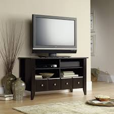 Bell O Triple Play Tv Stand Flat Panel Tv Stand Sauder August Hill Flat Panel Tv Stand 409636