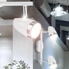 Wohnzimmer Lampen Led Led 8 Watt Decken Strahler Beweglich Wohnzimmer Lampe Metall Weiß