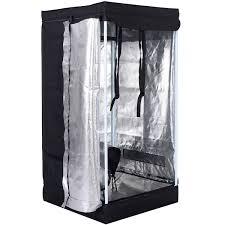 costway indoor grow tent room reflective hydroponic non toxic