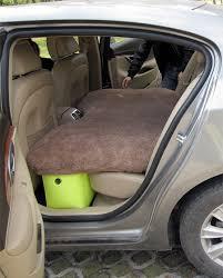 back seat mattress