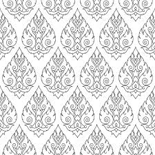 seamless thai pattern repetitive background from thailand u2014 stock