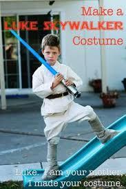 Luke Skywalker Halloween Costume Child Authentic Jedi Robe U201cfor Thousand Generations