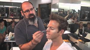 make up artist school oscar winning sfx makeup artist howard berger at cinema makeup
