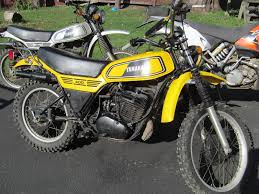 yamaha dt 400 dt400 vintage dual sport