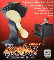 ecofan wood stove fan stove fan genuine caframo ecofan stoves and flues ni