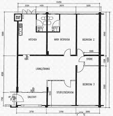 floor plans for choa chu kang central hdb details srx property