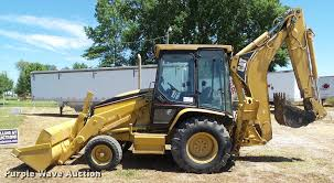 2001 caterpillar 430d backhoe item l5603 sold july 20 c