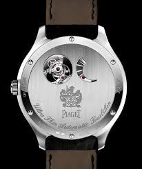 piaget tourbillon piaget emperador coussin tourbillon automatic caseback the monsieur