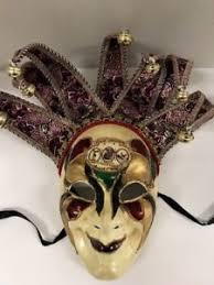 new orleans masquerade masks vintage mardi gras mask ebay