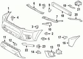 2005 toyota tacoma parts diagram wiring diagram and fuse box