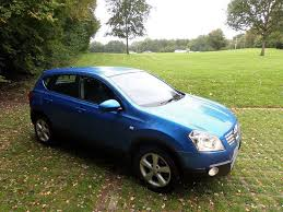 nissan qashqai visia finance 2009 nissan qashqai 1 5dci acenta serv his high spec finance