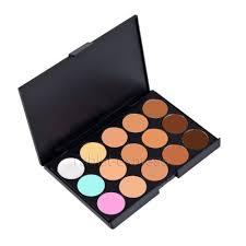 Color Concealer 15 Colors Contour Face Cream Makeup Concealer Palette Ebay