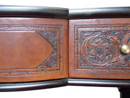 Western Leather Sofas Furniture Bitterroot Bit U0026 Spur
