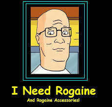 Meme Accessories - king of the hill meme rogaine accessories on bingememe