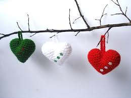 Amigurumi Christmas Ornaments - 118 best crochet navidad images on pinterest amigurumi crochet