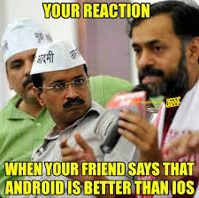Iphone Users Be Like Meme - android users will totally agree with these hilarious iphone memes