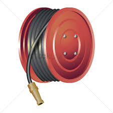 firefighter clipart fire hose nozzle pencil and in color