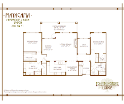 floor plans with photos mayacama floor plan fountaingrove lodge
