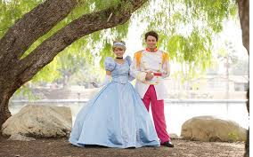 cinderella u0026 prince charming party character kids party