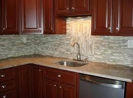 Mosaic Tile Ideas For Kitchen Backsplashes Backsplash Ideas Kitchen Kitchen Modern Gray Mosaic Tile Kitchen