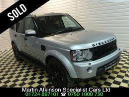 land rover discovery hse used land rover discovery 3 0 tdv6 hse auto 7 seater for sale in