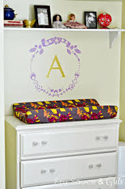 monogram wall decals for nursery 39 best frame it wall decor images on pinterest vinyl wall
