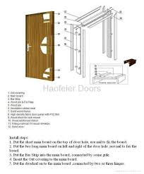 Interior Mdf Doors Interior Door Pvc Mdf Door Fd 8236 Fd China Manufacturer