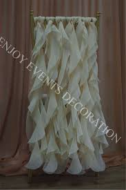 curly willow chair sash curly willow chair sash diy wedding tips and inspiration