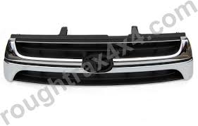 toyota surf car facelift front radiator grille hilux surf 185 series grilles