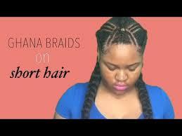twa hair braiders in georgia feed in braids on twa ghana braids short hair http 47beauty