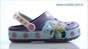 Comfortable Clogs çocuk U0027 Crocslights Frozen Fever Clog Comfortable Clogs Crocs