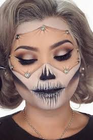 Beautiful Halloween Costumes 20 Amazing Halloween Makeup Ideas Pretty