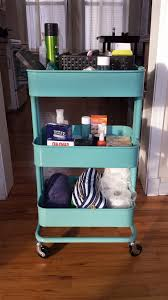 Bathroom Storage Cart Bathroom On The Bar Cart Volume 1 Sewing Cocktails For