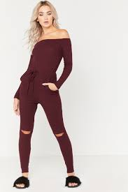 lounge jumpsuit casual jumpsuits lounge jumpsuits misspap
