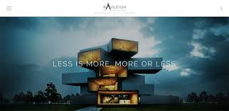 Websites For Interior Designers by 20 Awesome Html5 Templates For Architects U0026 Interior Design