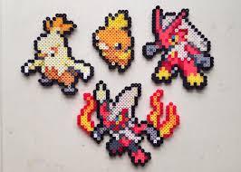 271 best pokemon sprites images on pinterest fuse beads pearler