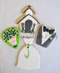 wedding shower cookies ideas interesting wedding cookies ideas