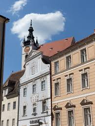 just a one hour journey from vienna the town of krems on