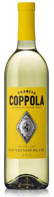 francis coppola diamond collection coppola diamond collection sauvignon blanc yellow label california 2015