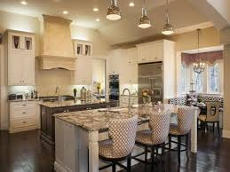 fascinating large kitchen island with seating about remodel design