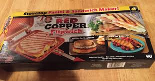Says Me Says Mom Tips for Tuesday Misc Red Copper Flipwich from