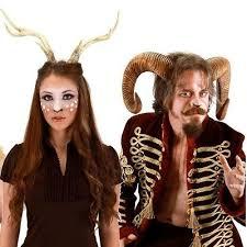 Deer Antlers Halloween Costume Deer Antlers Bull Horns Ram Horns Silver Gold Halloween